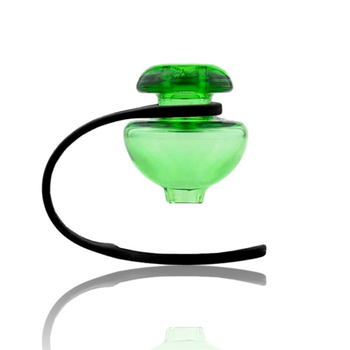 PUFFCO PEAK BALL CAP & TETHER - GREEN