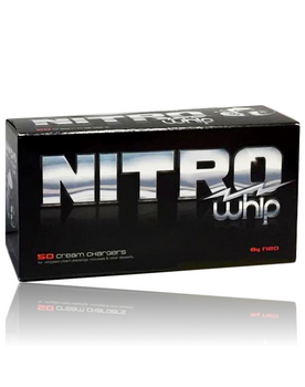 NITRO WHIP REPLACEMENT CHARGER 50PK