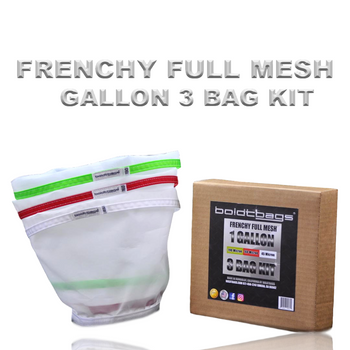 BOLDTBAGS & FRENCHY CANNOLI 1 GALLON 3 BAG KIT