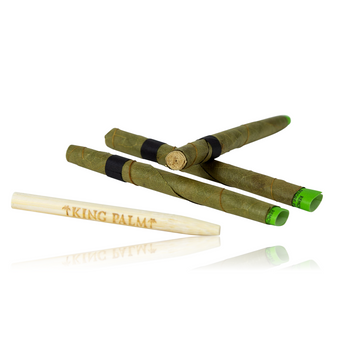 KING PALM 3 PACK SLIM PRE ROLL