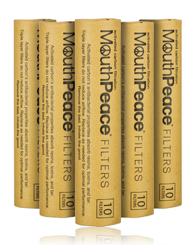 MOUTHPEACE REPLACEMENT FILTER ROLL (10 PER ROLL)