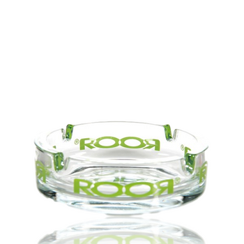ROOR ASHTRAY - GREEN LABEL