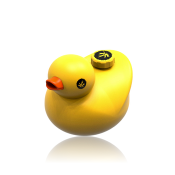 KWACK by PIECE MAKER SILICONE RUBBER DUCKY