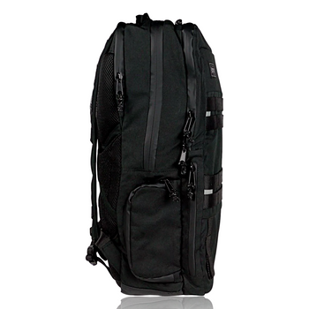 RYOT INTERNATIONAL BACKPACK BLACK