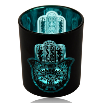 4'' SMART STASH JAR MEDIUM - HAMSA