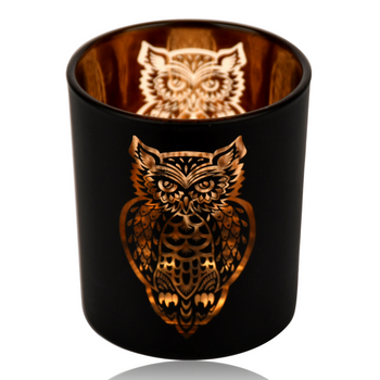 "4"" SMART STASH JAR MEDIUM - OWLLUSION"