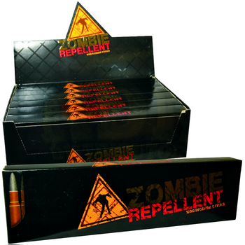 ZOMBIE REPELLENT INCENSE - 100GRAM