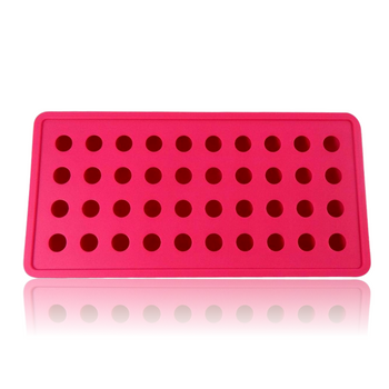 DOPE MOLDS 40 X ICE BALL SILICONE MOLD - PINK