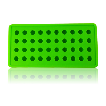DOPE MOLDS 40 X ICE BALL SILICONE MOLD - GREEN