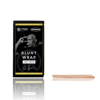 """TYSON RANCH """"THE TOAD"""" TERPENE INFUSED BLUNT WRAP"""