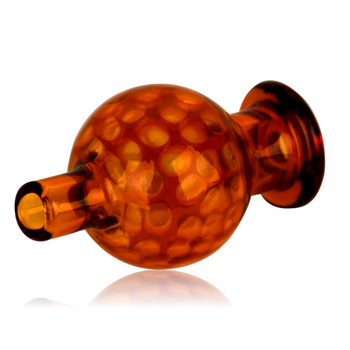 GEAR HONEYCOMB BUBBLE CAP - HONEY GOLD