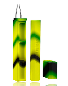 DAB OUT - GREEN YELLOW BLACK DUGOUT