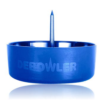 THE ORIGINAL DEBOWLER - BLUE