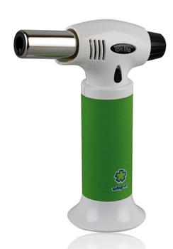 WHIP IT ION LITE TORCH - GREEN & WHITE