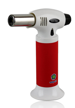 WHIP IT ION LITE TORCH - RED & WHITE