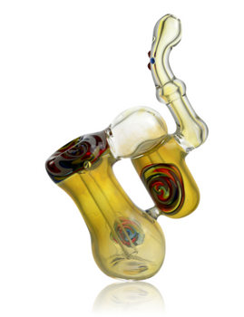 BLURRY VISION DOUBLE BUBBLER