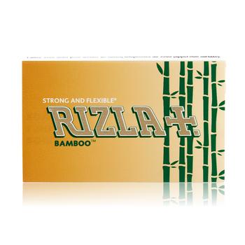 RIZLA BAMBOO SINGLE WIDE DOUBLE FEED