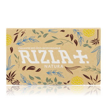 RIZLA NATURA SINGLE WIDE DOUBLE FEED