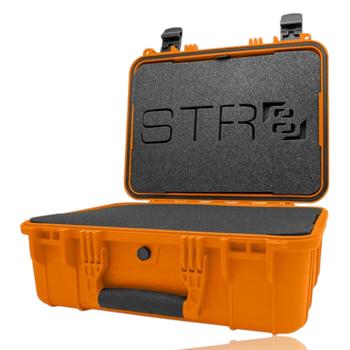 "15"" STR8 ELITE CASE - ORANGE"