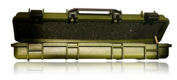 DABBER HARD CASE - OLIVE GREEN