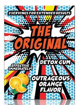 ORIGINAL DETOX GUM