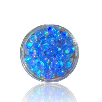 5MM BLUE OPAL PEARL