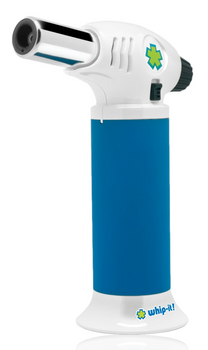 WHIP IT ION LITE TORCH - BLUE & WHITE