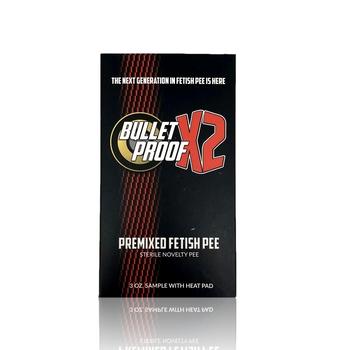 BULLETPROOF X2 PREMIXED SYNTHETIC URINE 3OZ