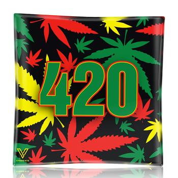 420 RASTA ASHTRAY