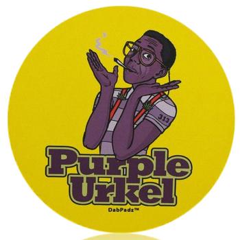"""5"""" DABPADZ - PURPLE URKEL"""