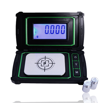 INFYNITI SCALES PRISM 50G X 0.001G W/ CALIBRATION WEIGHT