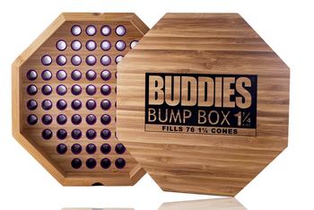 BUDDIES BUMP BOX 114 SIZE 76 CONE CAPACITY