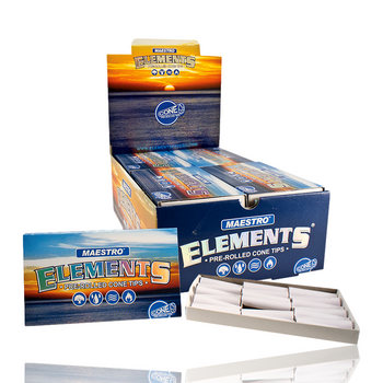 ELEMENTS PRE ROLLED CONICAL KS TIPS