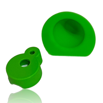 DAB RITE SILICONE REPLACEMENT - GREEN