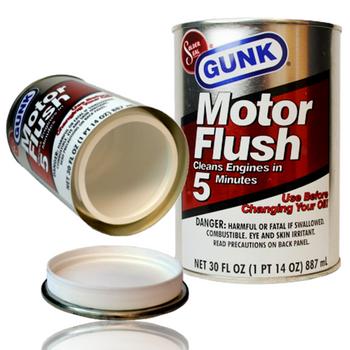 5 MINUTE MOTOR FLUSH STASH