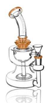 """PULSAR 8"""" TWO CUP RIG W/ DISC PERC"""