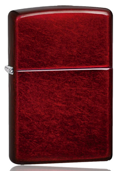 ZIPPO CANDY APPLE RED
