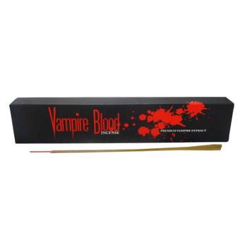 Vampire Blood Scented Incense! The night time is the right time! 100g size.