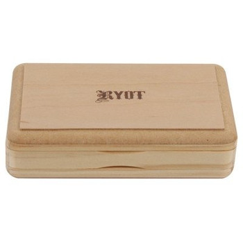 The Hydration Box from Ryot! 3x5 Size in Natural finish.