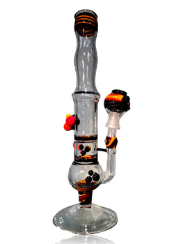 FIRE TUBE W MARBLES