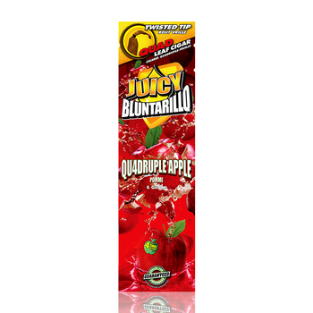 JUICY BLUNTARILLO QUADRUPLE APPLE