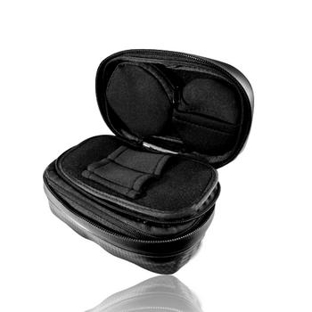 """VATRA BLACK DOUBLE DECKER 6""""x3""""x3"""" MUMMY CASE"""