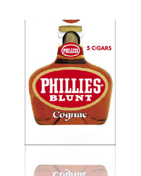 PHILLIES BLUNT COGNAC  5 PK