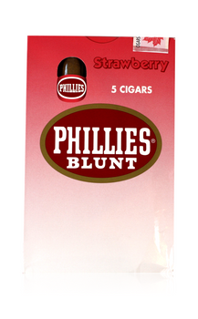 PHILLIES BLUNT STRAWBERRY 5 PK