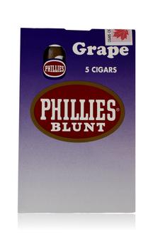 PHILLIES BLUNT GRAPE 5 PK