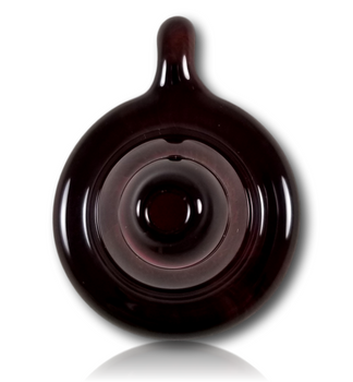 Pacini Glass - 'Dragon's Blood' Condom Cap/Pendy.