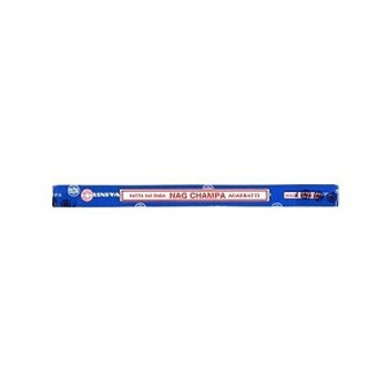 10 Gram size of the incredibly popular 'Nag Champa' incense.