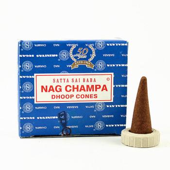NAG CHAMPA DHOOP CONES