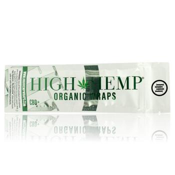 HIGH HEMP WRAP - NATURAL ORGANIC