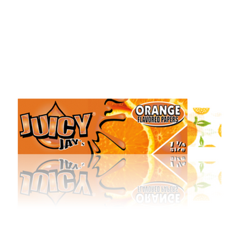 JUICY JAYS ORANGE 1 1/4